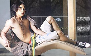 Thanks to Arashi Love Song for the pic
